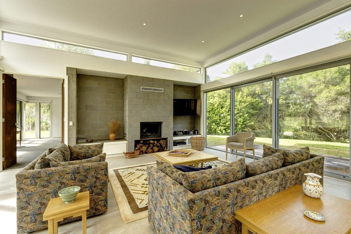 Fasham shoreham home custom home designs eco home for Besser block home designs